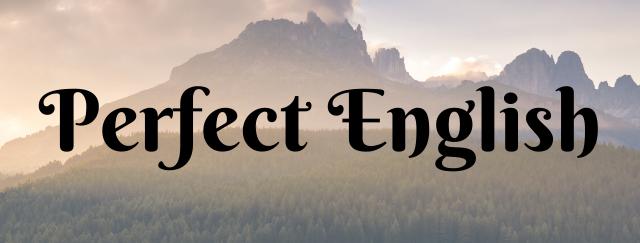 pefect english mitgliedschafts website